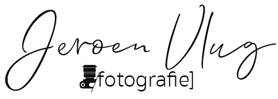 Jeroen Vlug Fotografie Logo
